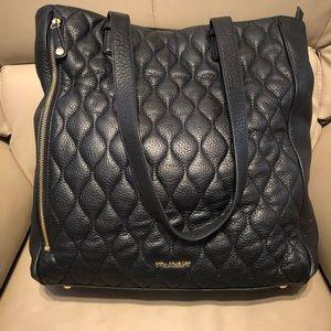 Vera Bradley Premium Leather Purse (Small Tote)